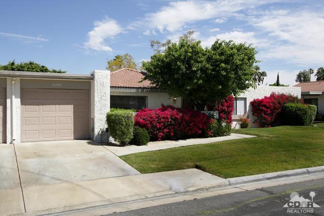 2246 Sunshine Way, Palm Springs, CA 92264 (MLS #219009595) :: Hacienda Group Inc