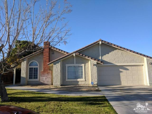 68140 N Molinos Court, Cathedral City, CA 92234 (MLS #219009703) :: Brad Schmett Real Estate Group