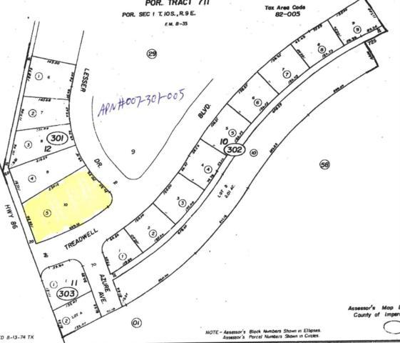 2715 Lessor Drive, Salton City, CA 92275 (MLS #219009755) :: Deirdre Coit and Associates
