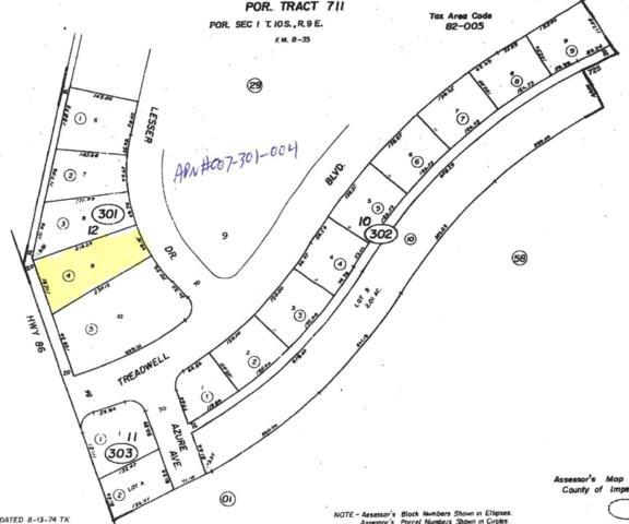 2717 Lessor Drive, Salton City, CA 92275 (MLS #219009899) :: Deirdre Coit and Associates