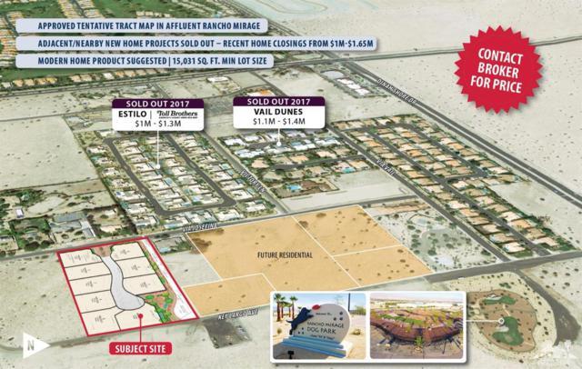 0 Via Josefina, Rancho Mirage, CA 92270 (MLS #219010049) :: Brad Schmett Real Estate Group