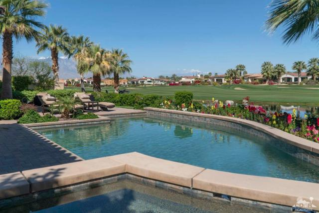 76180 Via Saturnia, Indian Wells, CA 92210 (MLS #219010103) :: Hacienda Group Inc