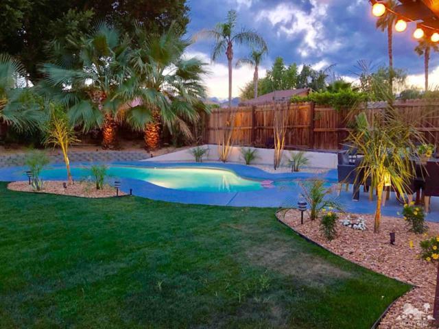 78855 La Palma Drive, La Quinta, CA 92253 (MLS #219010545) :: Hacienda Group Inc