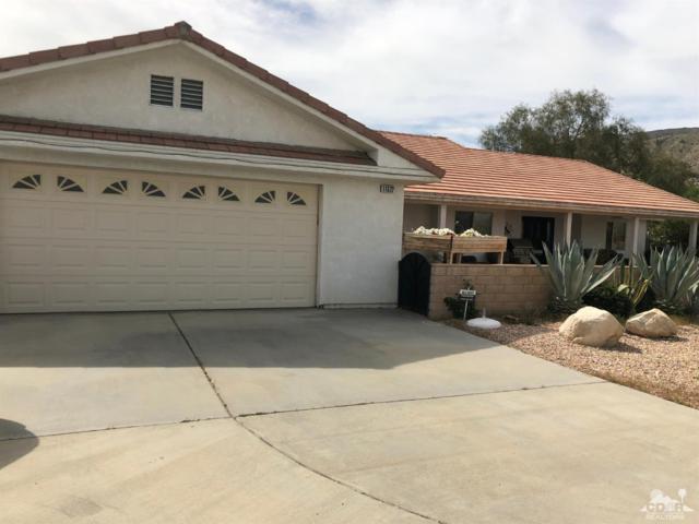 11572 San Gorgonio Avenue, Morongo Valley, CA 92256 (MLS #219010563) :: Hacienda Group Inc