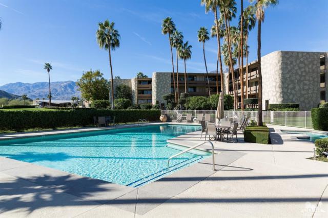 2424 E Palm Canyon Drive 1A, Palm Springs, CA 92264 (MLS #219010613) :: Brad Schmett Real Estate Group