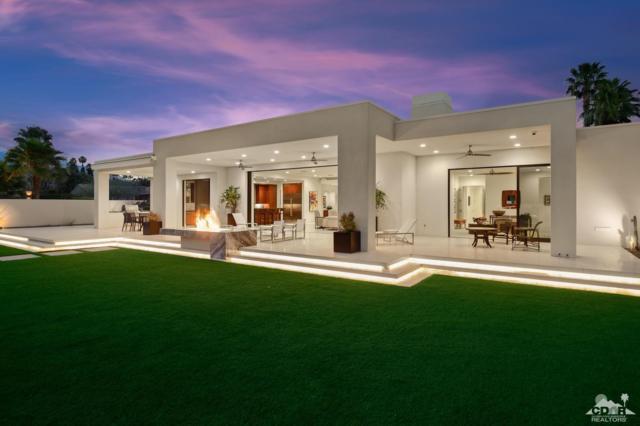 40700 Desert Creek Lane Lane, Rancho Mirage, CA 92270 (MLS #219010677) :: The John Jay Group - Bennion Deville Homes