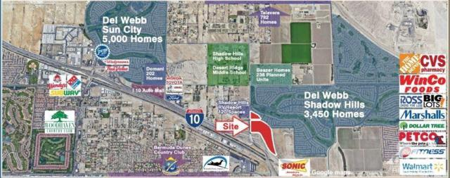0 I-10 & Jefferson St, Indio, CA 92202 (MLS #219010773) :: The John Jay Group - Bennion Deville Homes