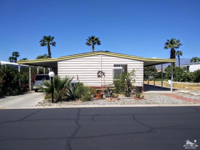 15500 Bubbling Wells Road #263, Desert Hot Springs, CA 92240 (MLS #219010777) :: Hacienda Group Inc