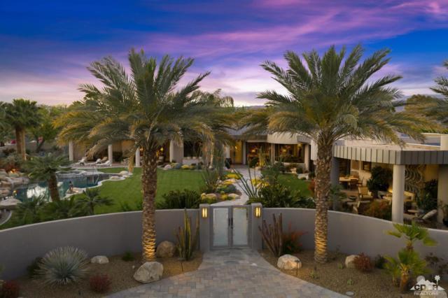 1 Canyon Creek, Rancho Mirage, CA 92270 (MLS #219011347) :: Brad Schmett Real Estate Group