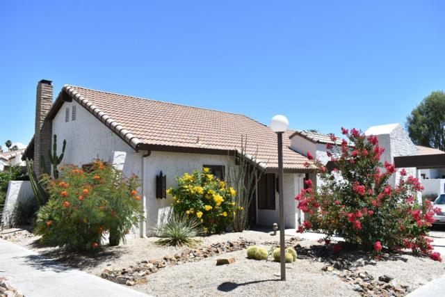 2441 S Gene Autry Trail F, Palm Springs, CA 92264 (MLS #219011613) :: The Jelmberg Team