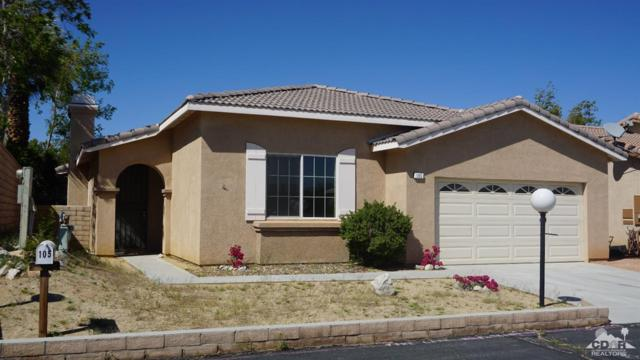 65565 Acoma Avenue #105, Desert Hot Springs, CA 92240 (MLS #219011621) :: Hacienda Group Inc