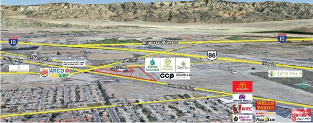 0 Dillon Rd & Avenue 48, Indio, CA 92202 (MLS #219011671) :: Hacienda Group Inc
