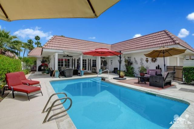 38596 Tandika N, Palm Desert, CA 92211 (MLS #219011773) :: The John Jay Group - Bennion Deville Homes
