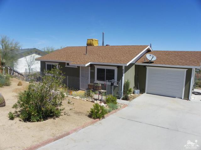 61828 Crest Circle Drive, Joshua Tree, CA 92252 (MLS #219011819) :: Hacienda Group Inc