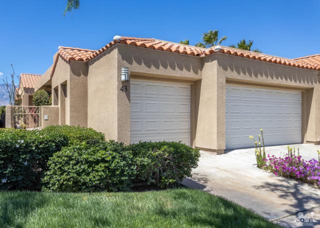 43 Augusta Drive, Rancho Mirage, CA 92270 (MLS #219011901) :: Brad Schmett Real Estate Group