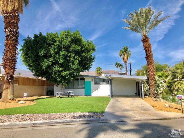 45461 Panorama Drive, Palm Desert, CA 92260 (MLS #219011951) :: Hacienda Group Inc