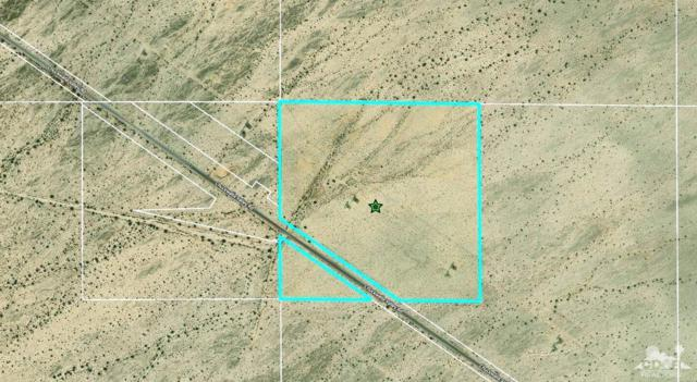 0 Chuckwalla Valley Road, Desert Center, CA 92239 (MLS #219011973) :: Hacienda Group Inc