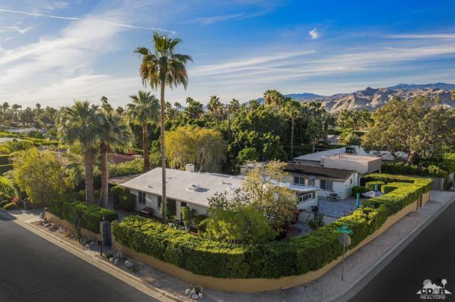 1401 E El Alameda, Palm Springs, CA 92262 (MLS #219011989) :: The John Jay Group - Bennion Deville Homes