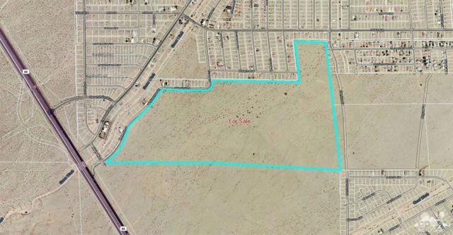 0 Hwy 86, Salton City, CA 92274 (MLS #219012135) :: Brad Schmett Real Estate Group