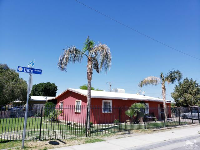 995 Date Avenue, Coachella, CA 92236 (MLS #219012301) :: Hacienda Group Inc