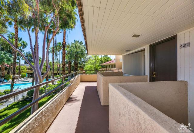 2800 E Los Felices Circle #210, Palm Springs, CA 92262 (MLS #219012311) :: The Jelmberg Team