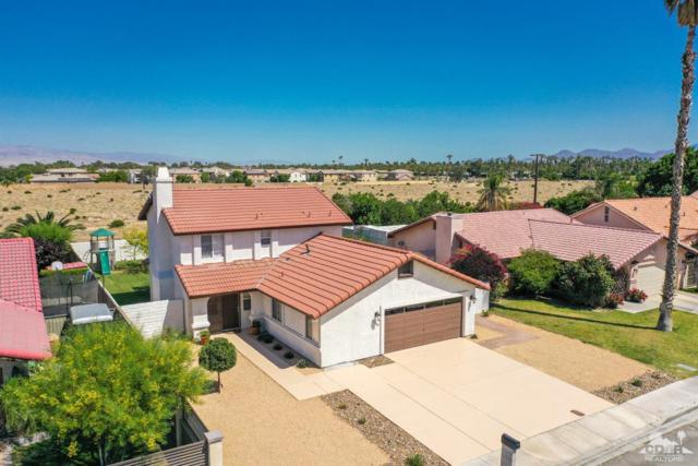 31600 Neuma Drive, Cathedral City, CA 92234 (MLS #219012393) :: Deirdre Coit and Associates