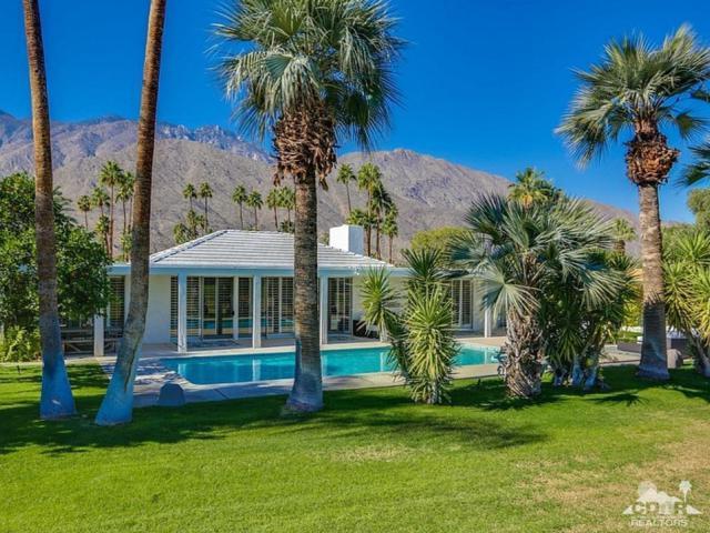 2396 S Yosemite Drive, Palm Springs, CA 92264 (MLS #219012411) :: Brad Schmett Real Estate Group