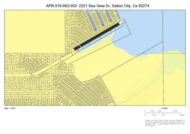 2221 Sea View Drive, Salton City, CA 92274 (MLS #219012653) :: Brad Schmett Real Estate Group