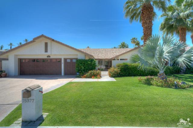 75377 Montecito Drive, Indian Wells, CA 92210 (MLS #219012805) :: Deirdre Coit and Associates