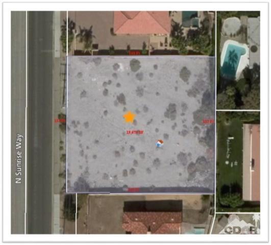 0 N Sunrise Way, Palm Springs, CA 92262 (MLS #219012843) :: Hacienda Group Inc