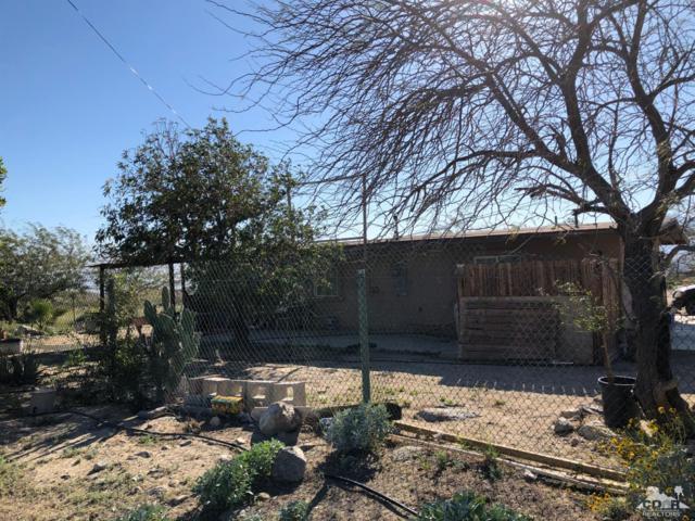 26825 Dollar Rd Road, Desert Hot Springs, CA 92241 (MLS #219012891) :: The Jelmberg Team