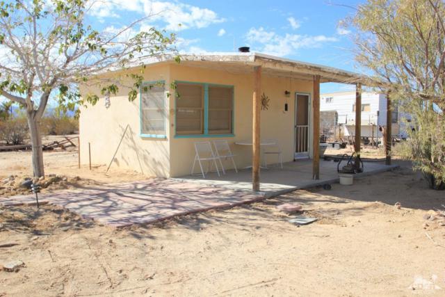 974 Sunfair Road, Joshua Tree, CA 92252 (MLS #219013105) :: Brad Schmett Real Estate Group