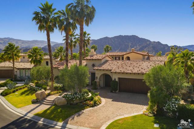 53741 Via Bellagio, La Quinta, CA 92253 (MLS #219013205) :: The John Jay Group - Bennion Deville Homes