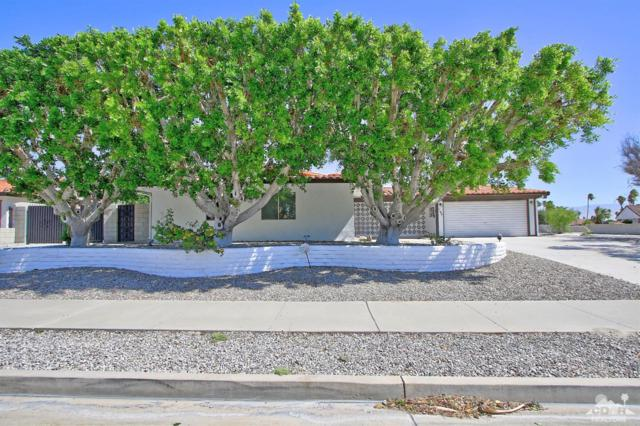 1184 E Pajaro Road, Palm Springs, CA 92262 (MLS #219013227) :: The John Jay Group - Bennion Deville Homes