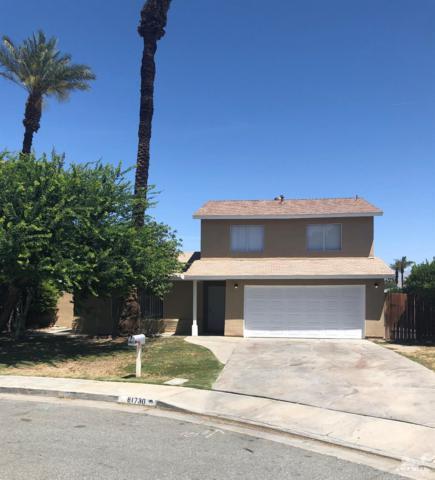 81730 Arthurs Court, Indio, CA 92201 (MLS #219013277) :: The John Jay Group - Bennion Deville Homes