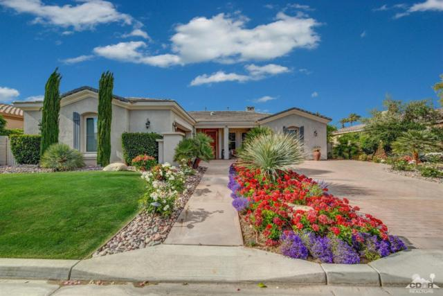 76130 Via Montelena, Indian Wells, CA 92210 (MLS #219013437) :: The John Jay Group - Bennion Deville Homes