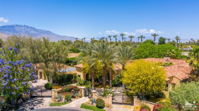 2 Shakespeare Court, Rancho Mirage, CA 92270 (MLS #219013537) :: The John Jay Group - Bennion Deville Homes