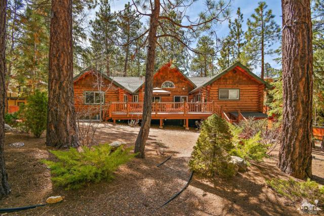 809 S Oriole Drive, Big Bear, CA 92315 (MLS #219013611) :: The John Jay Group - Bennion Deville Homes