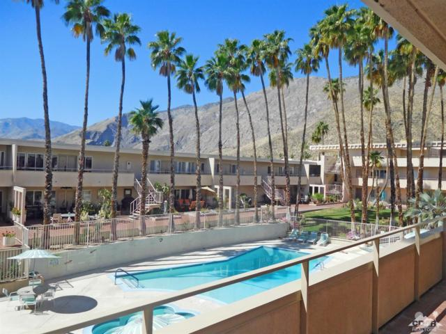 277 E Alejo Road #210, Palm Springs, CA 92262 (MLS #219013623) :: Deirdre Coit and Associates