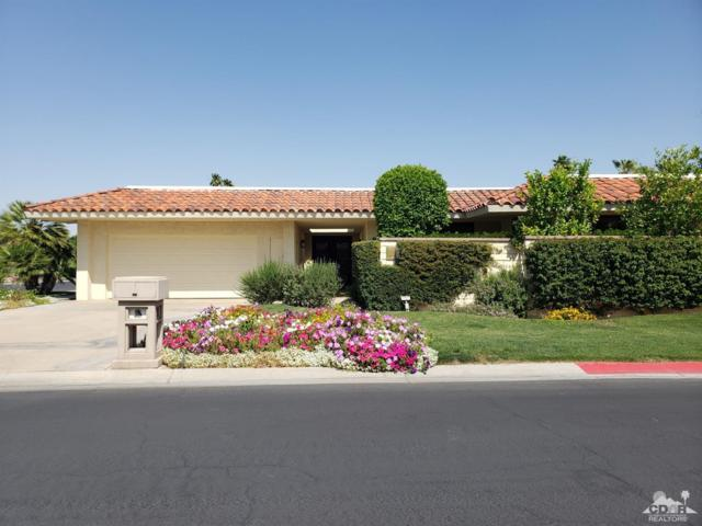 21 Cornell Drive, Rancho Mirage, CA 92270 (MLS #219013637) :: Hacienda Group Inc