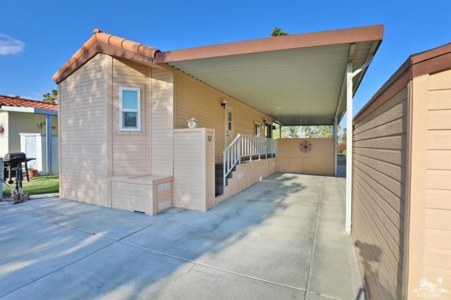 84136 Avenue 44 #258 #258, Indio, CA 92203 (MLS #219013711) :: Hacienda Group Inc