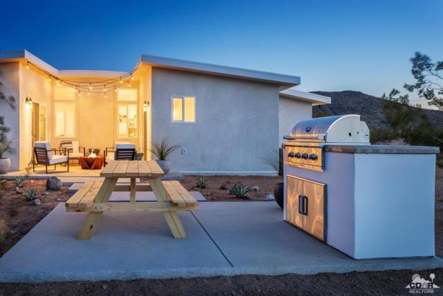1674 Mason Dixon Road, Joshua Tree, CA 92252 (MLS #219013835) :: Brad Schmett Real Estate Group