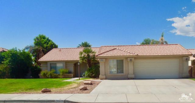 79605 Star Flower Trail, La Quinta, CA 92253 (MLS #219014067) :: The John Jay Group - Bennion Deville Homes