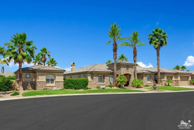 52455 Whispering Way, La Quinta, CA 92253 (MLS #219014115) :: The John Jay Group - Bennion Deville Homes