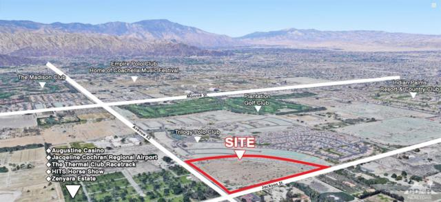 0 Jackson St & Ave 52, Indio, CA 92201 (MLS #219014117) :: Hacienda Group Inc