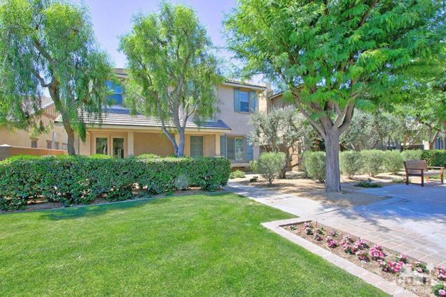 337 Via Napoli, Cathedral City, CA 92234 (MLS #219014219) :: The John Jay Group - Bennion Deville Homes