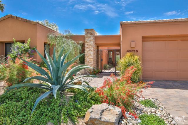 49215 Quercus Lane, Palm Desert, CA 92260 (MLS #219014235) :: The Jelmberg Team