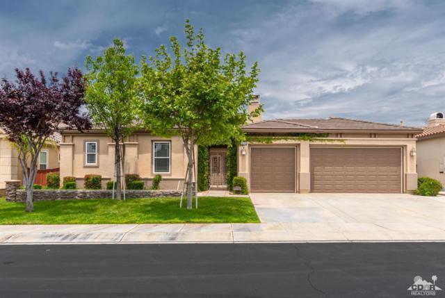 36106 Blue Hill Drive, Beaumont, CA 92223 (MLS #219014319) :: Hacienda Group Inc