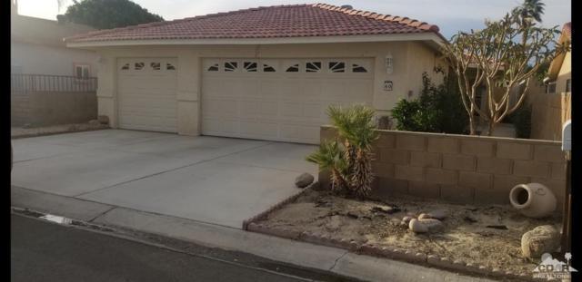 81641 Avenue 48 #60 #60, Indio, CA 92201 (MLS #219014333) :: Brad Schmett Real Estate Group