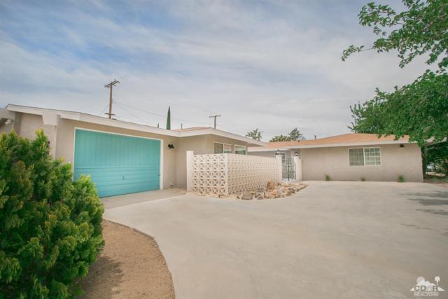 56885 Ivanhoe Drive, Yucca Valley, CA 92284 (MLS #219014347) :: The Jelmberg Team